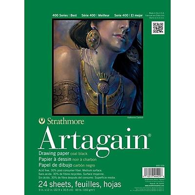 Strathmore® Artagain® 60 lbs. Paper Pad, 9