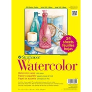 "Strathmore® 140 lbs. Cold Pressed Watercolor Classpack, 9"" x 12"""
