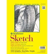 "Strathmore® 50 lbs. Sketch Paper Pad, 14"" x 17"""