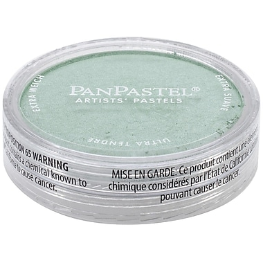 Colorfin PanPastel® Ultra Soft 9 ml Pearlescent Artist Pastel, Green
