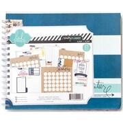 "American Crafts™ Heidi Swapp Hello Today Memory Planner, 10 1/2"" x 8 3/4"""
