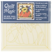 Quilt Magic® Flowers In A Pumpkin Quilt Magic Kit
