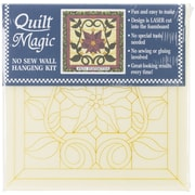 Quilt Magic® Christmas Poinsettia Quilt Magic Kit