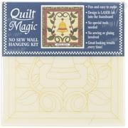 Quilt Magic® Christmas Bell Quilt Magic Kit