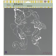 "Prima Marketing 12"" x 12"" Bloom Stencils"