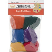 Colonial Needle Bright & Bold Paint Box Wool, Assorted