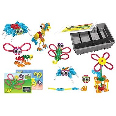 K'NEX Plastic Kid Organisms and Lifecycles Building Set 4.5