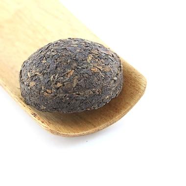 Tao Tea Leaf - Thé pu-erh biologique ancien Tuo Cha (Shou), 50 g de thé en vrac