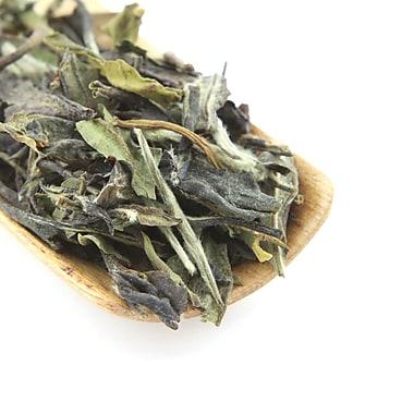 Tao Tea Leaf Peach Blueberry White Tea, 32g Loose Tea Tin