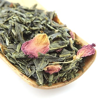 Tao Tea Leaf Cherry Rose Green Tea, 42g Loose Tea Tin