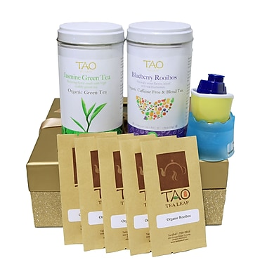 Tao Tea Leaf Tea Explorer Gift Basket
