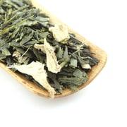 Tao Tea Leaf Ginger Green Tea, 100g Loose Tea