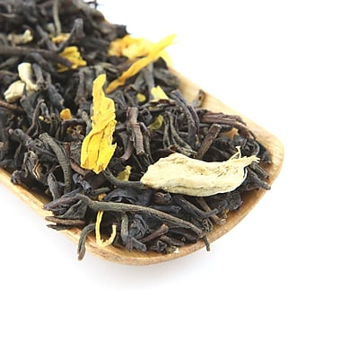 Tao Tea Leaf Ginger Black Tea, 100g Loose Tea