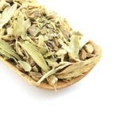 Tao Tea Leaf Organic Spicy Ginger Mate Tea, 85g Loose Tea Tin