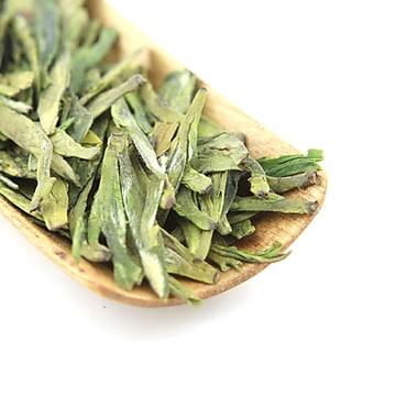 Tao Tea Leaf - Thé vert Puits du dragon biologique, 50 g de thé en vrac