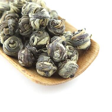 Tao Tea Leaf Organic Jasmine Dragon Pearl Green Tea, 50g Loose Tea