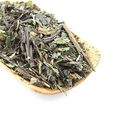 Tao Tea Leaf Organic Peppermint Green Tea, 50g Loose Tea