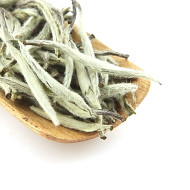 Tao Tea Leaf Organic Silver Needle White Tea, 50g Loose Tea