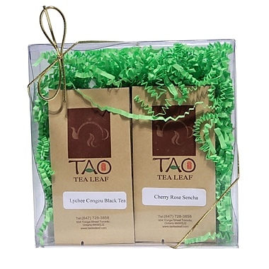 Tao Tea Leaf – Ensemble cadeau d'assortiments de thés