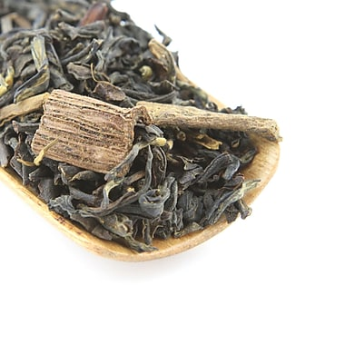 Tao Tea Leaf Organic Vanilla Black Tea, 50g Loose Tea