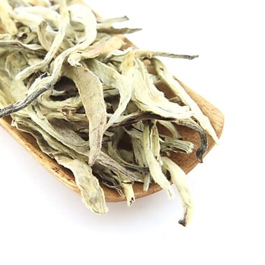 Tao Tea Leaf White Moon Pu-er (Sheng), 50g Loose Tea