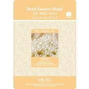 Mj Care – Masque tissu à base de perle, 5/paquet