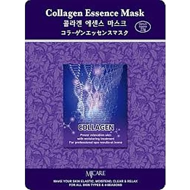 Mj Care Collagen Essence Mask Sheet, 5/Pack