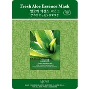 Mj Care Fresh Aloe Essence Mask Sheet, 5/Pack