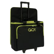 AccuQuilt® GO! Fabric Cutter Tote And Die Bag, Black