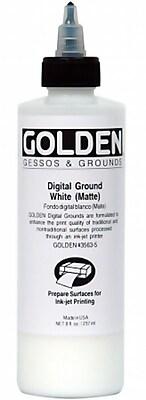 ProArt Golden Digital Ground, 8 oz., White Matte