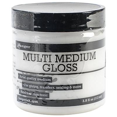 Ranger Multi Medium 3.8 oz. Paint Glue Ink, Gloss (INK41566)