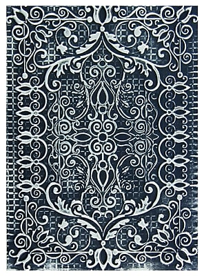 Spellbinders® M-Bossabilities™ 3D Embossing Folder, European Tapestry