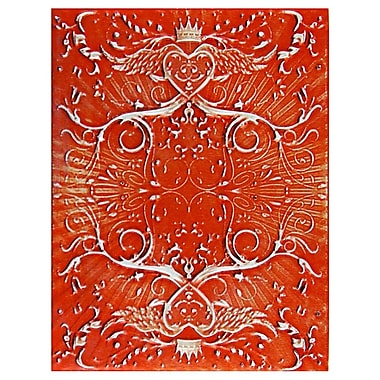 Spellbinders® M-Bossabilities™ 3D Embossing Folder, Royal ings