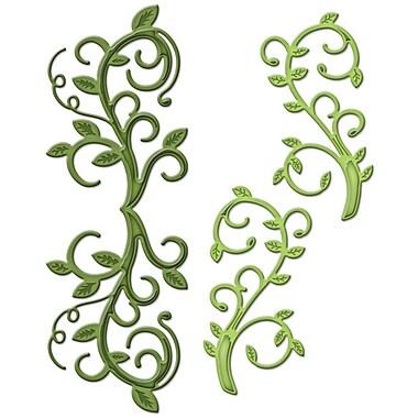 Spellbinders® Sapeabilities Dies, Foliage Flouris