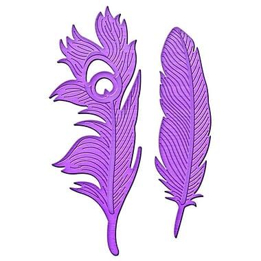 Spellbinders® Sapeabilities In'spire Die, Feathers on the wind