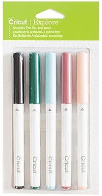 Provo Craft Cricut Explore Color Fine Point Pen Set, Antiquity