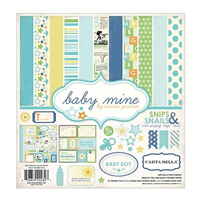 Echo Park Paper Collection Kit, 12