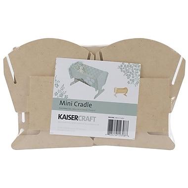 Kaisercraft Beyond The Page MDF Mini Cradle, 7
