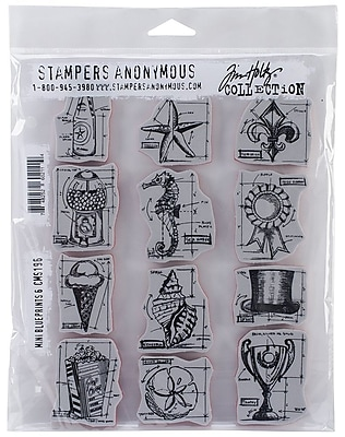 Stampers Anonymous Tim Holtz® 7