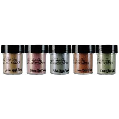 Lindy's Stamp Gang 0.5 oz 2-Tone Embossing Powder, Nantucket Pearls