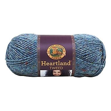 Lion Brand® Heartland Yarn, Glacier Bay Tweed