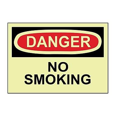Danger, No Smoking, 10