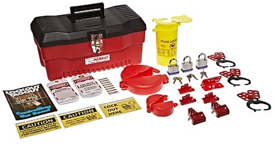 Lockout Kit, Premium
