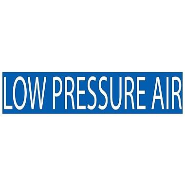 Pipemarker, Low Pressure Air, 2