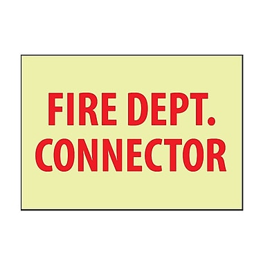 Fire, Fire Dept. Connector, 7