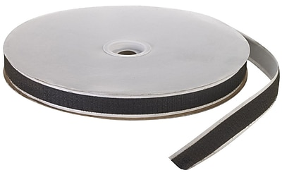 Mutual Industries Pressure Sensitive Hook Fastening Tape, 3/4