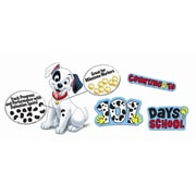 Eureka® 101 Dalmatians® Bulletin Board Set, Spot On Counting