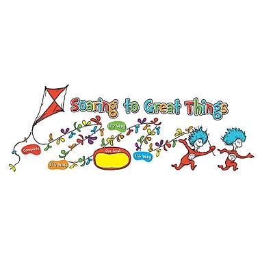 Eureka – Ensemble à babillard Dr. Seuss, Fixer des objectifs, 154/paquet (UE-847015)