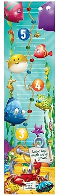 Eureka® PreK - 12th Grade Think Tank Growth Chart Vertical Banner