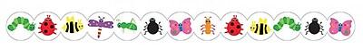 Hygloss Classroom Border, Bugs DieCut, Infant - 6th Grade (HYG33614)
